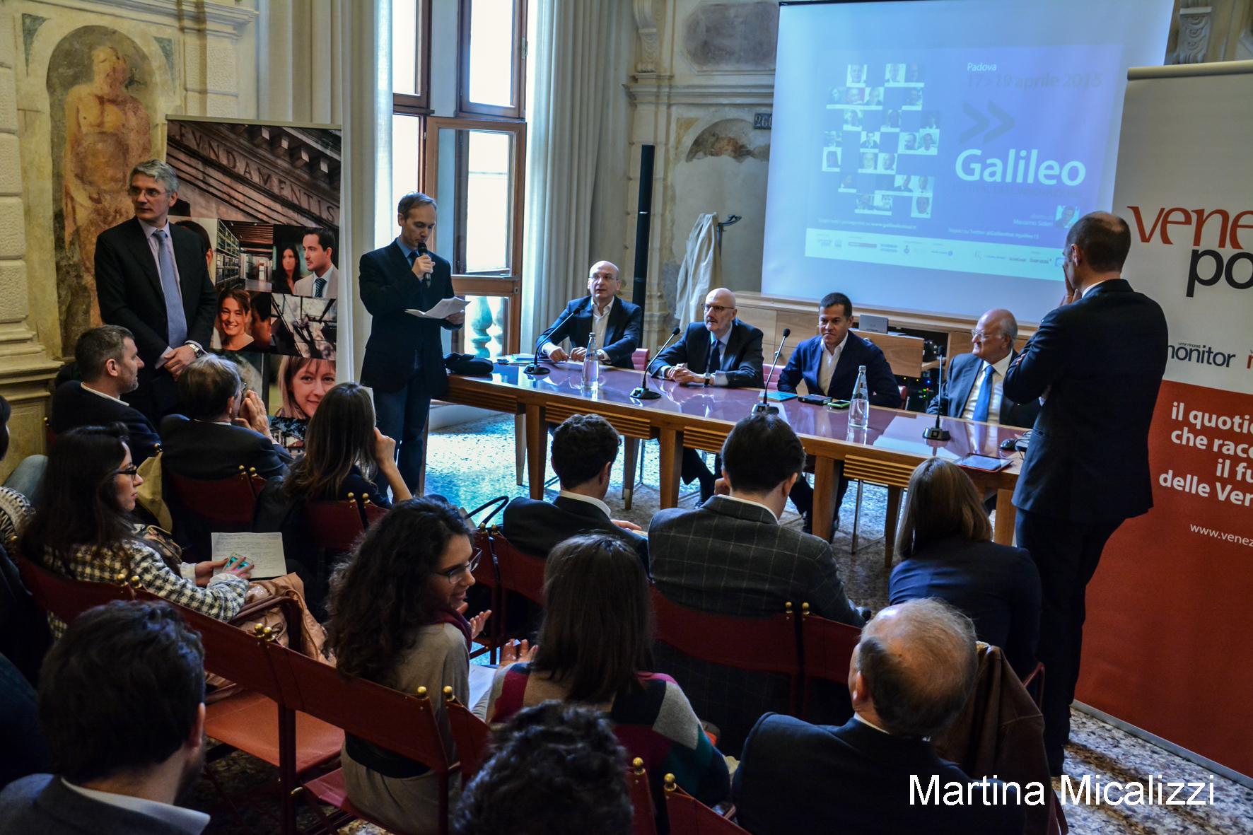 Padova Galileo<br>Festival dell'Innovazione<br>2^ edizione