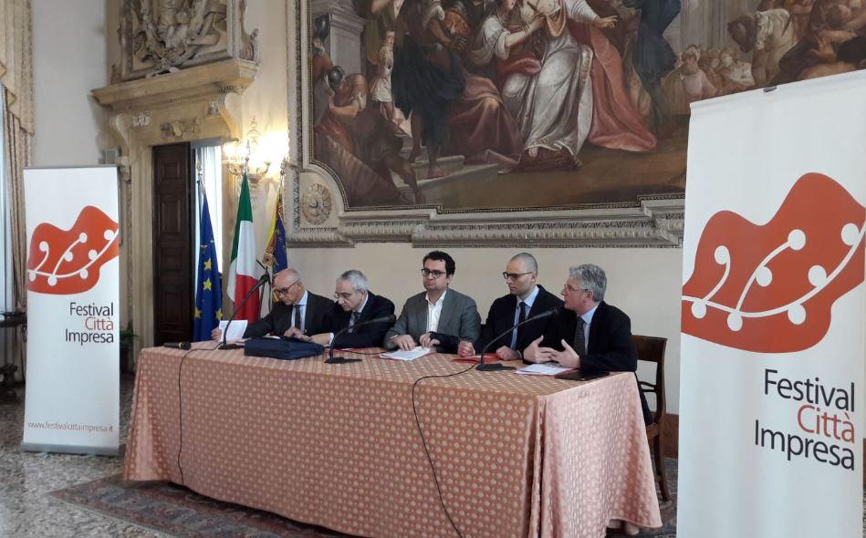 349d59debd Rischi di recessione e il Nord dimenticato al centro del Città Impresa, a  Vicenza dal 29 al 31 marzo